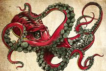 Kraken! / by Stephanie Denison