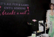 Salon/Spa / by Carrie Schlater