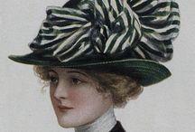 Hats | Edwardian
