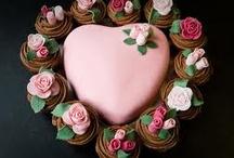 taarten en cupcakes