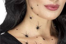 Spider Make Up