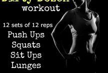 countdown workouts