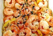 .Seafood recipes.