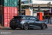 Mazda 3 wishlist