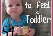 Toddler Treats & Eats / by Lauren Peterson
