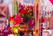 Arabian themed weddings