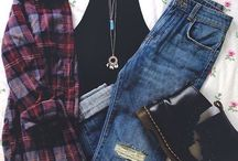 Grunge Outfits / Outfits that are grunge...