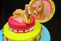 Bolos para Crianças/ Children Cakes