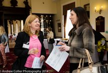 "Women in Business - April 2014 Networking Lunch / A snapshot of the recent ""Women in Business"" networking lunch"