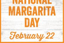 National Margarita Day / The most important holiday of the year!