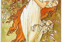 Inspiration: Art Nouveau