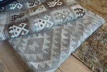 Vloerkleden / Carpets / Carpetten op maat leverbaar en/of standaardafmetingen.