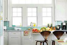 Where We'll Cook: The Kitchen / Kitchen decor.