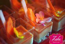 Desserts Petit Fours Mesas Dulces para tus eventos / Sweet ideas for your events! Sweet bar, petit four, cupcakes & much more !