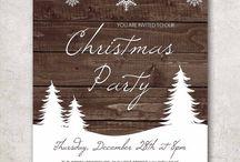 Vánoční pozvánky
