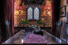 ortacağ ev dekorasyonu