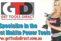 Tools of the trade / Latest and greatest tools for the professional tradesmen and the DIYer Handyman... Trade Tools, Power Tools, Gardening Tools and more