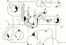 Minimalism Illustration