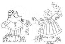 Então é Natal..... / O tempo em que todos nós nos tornamos crianças....a espera do bom velhinho......e aguardando a chegada do menino rei. / by Marina Kaam
