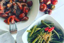 Food life / cibo a modo mio... l arte del saper mangiare sano e semplice