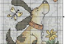 Cross stitch / by Debbie Blair
