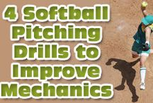 Fast pitch drills