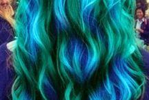 Me quiero pintar el cabello