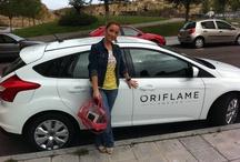 Emprendiendo Desde Casa / Crea tu Propio Negocio y trabaja en Oriflame. Únete a mi equipo! www.LaCosmeticaDeElyn.com