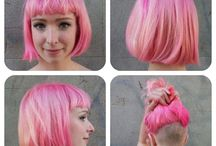 Pink Hairspiration / by p!ay hair lounge