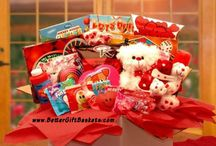 Gift Basket ideas / With all the holidays and celebrations in your life what better way to celebrate than with a gift basket? Mother's Day, Valentine's Day, Super Bowl, new baby or just because we have them all at  www.BetterGiftBaskets.com