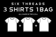 3 Shirts 1 Bag