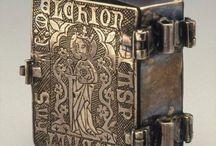 Holy Gospel Book Covers @ www.nioras.com / Orthodox Gospel Metal Covers