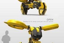 concept art DRONE