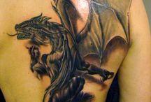 Tattoos / by Daniel Hudspeth