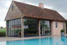 Zwembaden en poolhouses