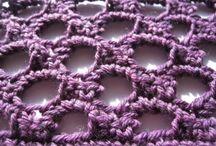 knitting, crochet, stich art
