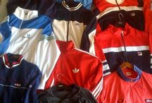 Track-suits / Favourites!