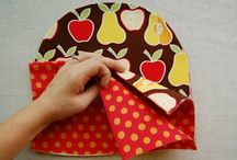 sew bags, boxes, storage