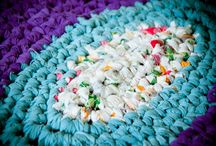 Crocheting / by Donna Mitchell