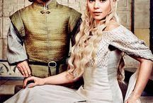 Tyrion&Daenerys