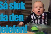 Baby humor / Forskellige humoristiske billeder, videoer og citater om børn, forældre det at have børn