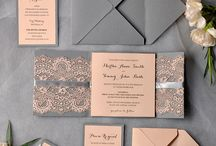 wedding invites & save dates