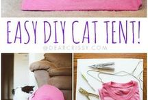Cool Stuff For Your Cat! / Interesting stuff your #cat would love! DIY projects, ideas and more!