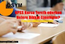 KPSS Hazırlık