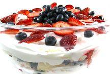 Low cal desserts