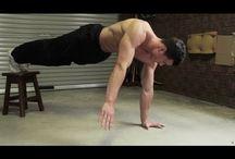gymnastics stuff / by kevin li