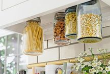 Organization / Great idéas to keep everything neat and tidy