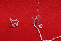 . design4paws .  Jewellery  / Terra Jewellery exclusive sterling silver collection for design4paws