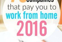 Work from home job leads