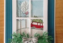 Stampin' Up! ~ Hearth and Home